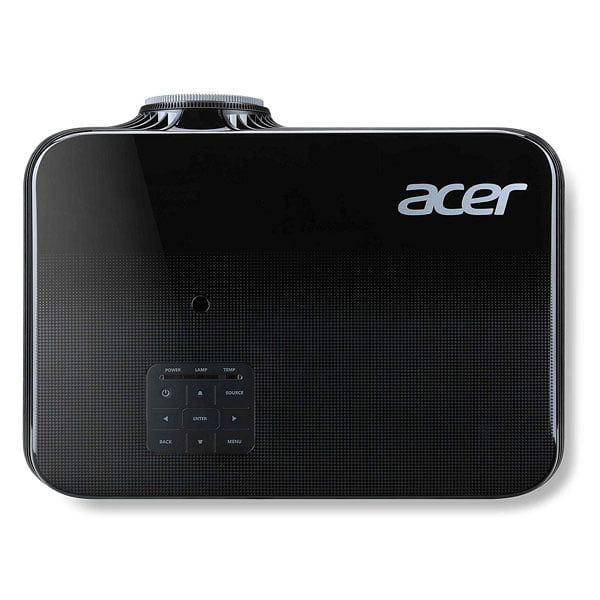 Acer-P1186-SVGA-top