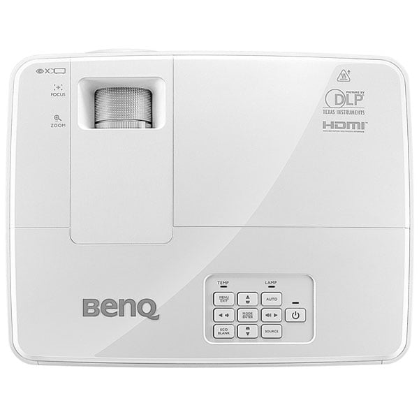 BenQ-MS527-top