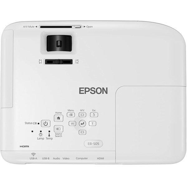 Epson-EB-S05-top