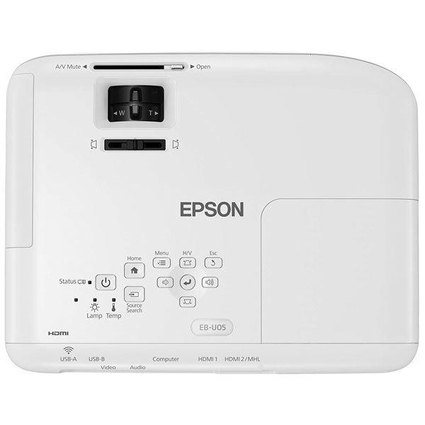 Epson-EB-U05-top