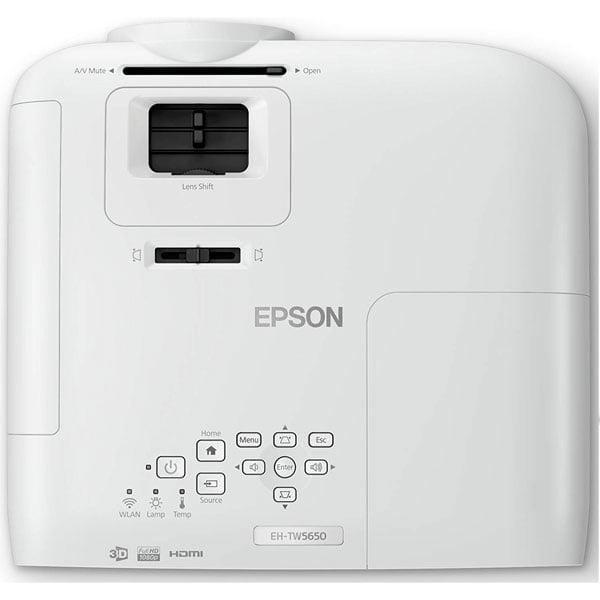 Epson-EH-TW5650-top